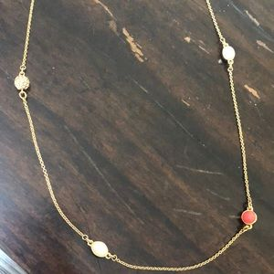 NWT  long Kate spade necklace